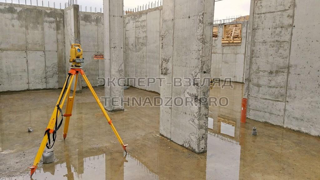 В частном строительстве необходим технический надзор